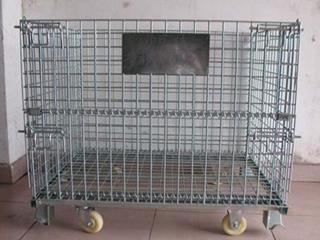 Storage Cage 001 ...