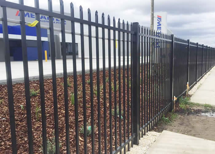 Melbourne Steel Fencing