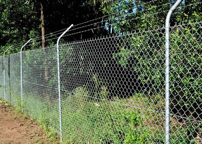 Chain Wire Fencing in Melbourne